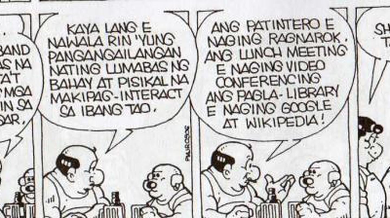 Pugad Baboy: A Comic Portrayal Of Filipino Foibles