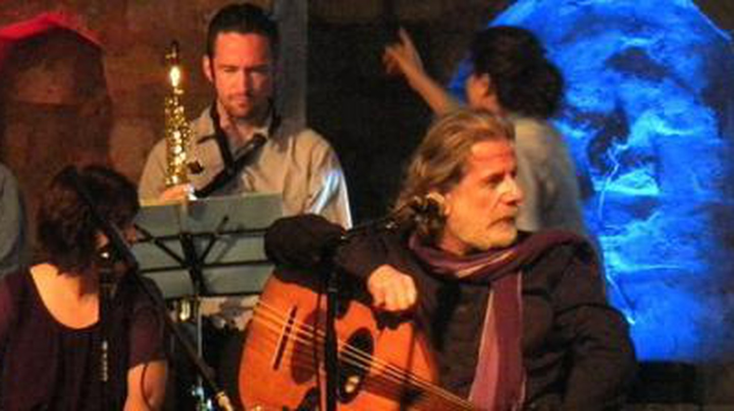 Marcel Khalife: The Rebellious Master Of The Lebanese Oud