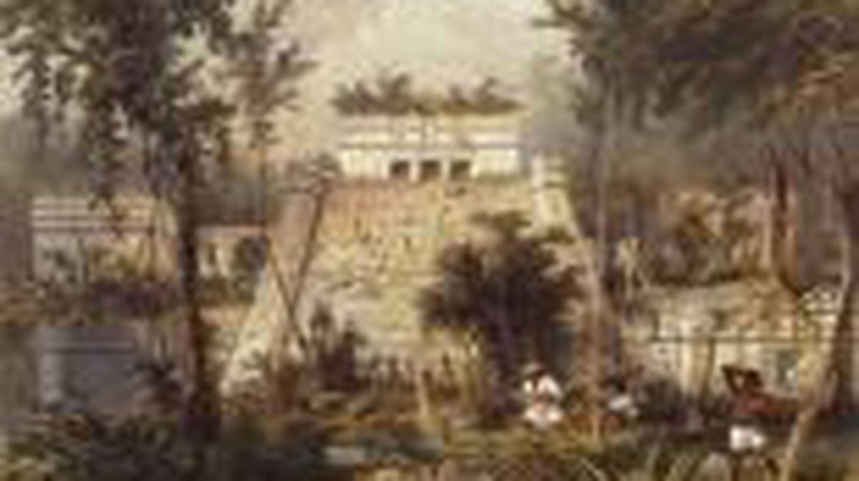 Frederick Catherwood: Drawing Life into Maya Ruins