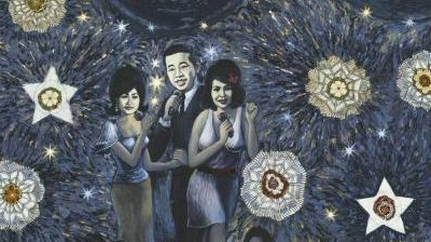 Interview with Cambodian Artist Leang Seckon: Painting Past and Present