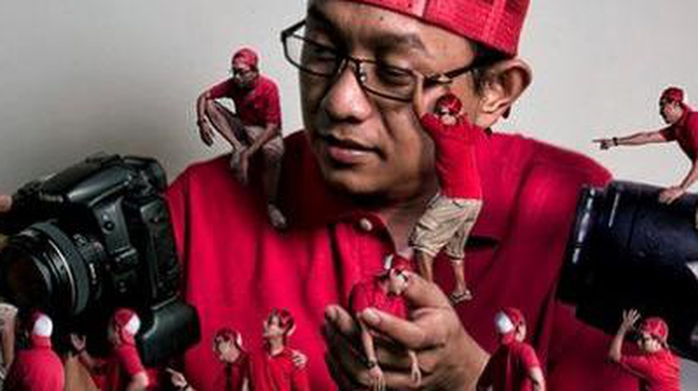 Ari Mahardhika: The Many Faces of Indonesian Art