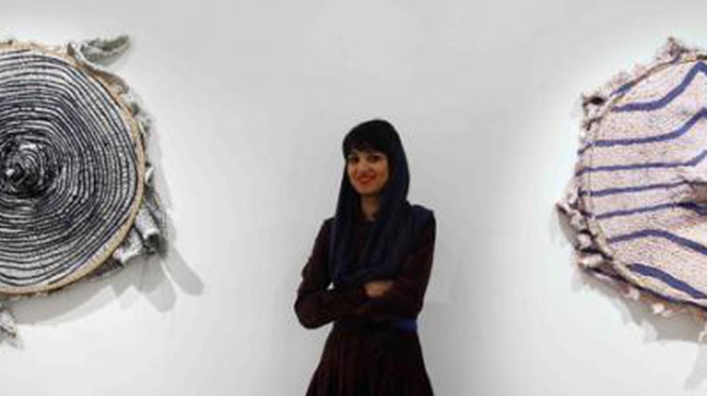 Mojgan Endjavi-Barbé: Making Space For Iran's Artists