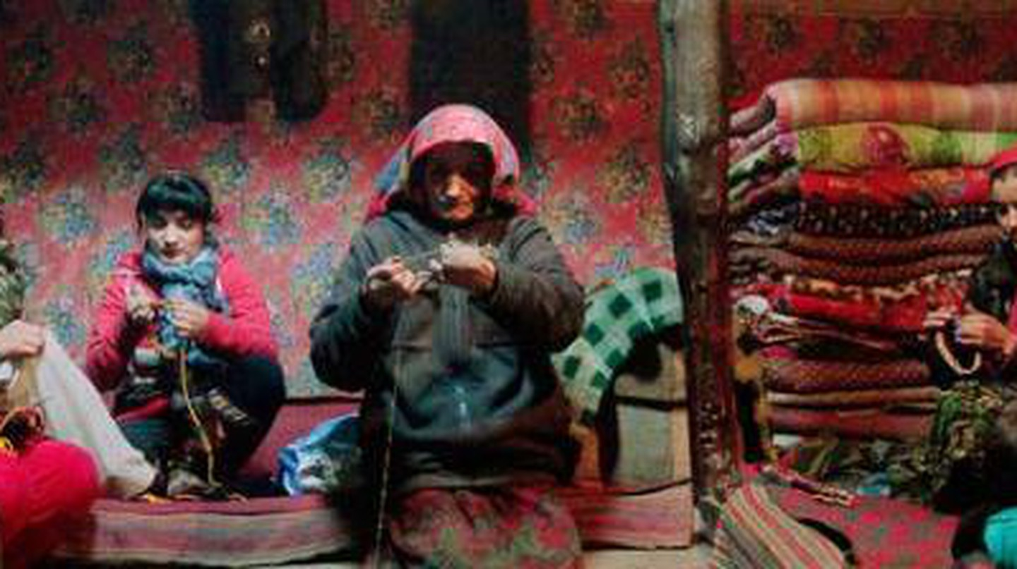 In the Cold: Photographing Tajikistan's Harsh Realities