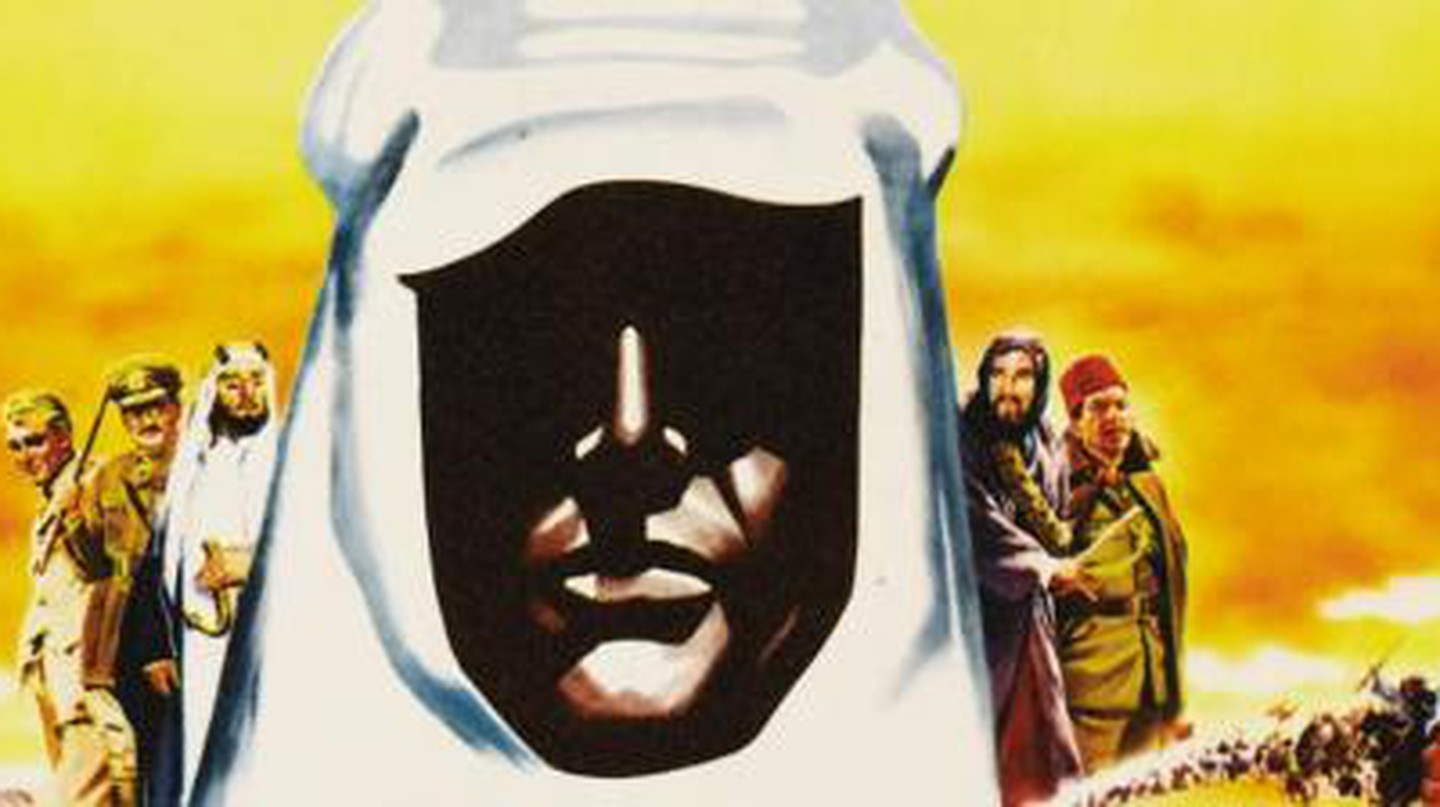Lawrence's Arabia: History and Fiction