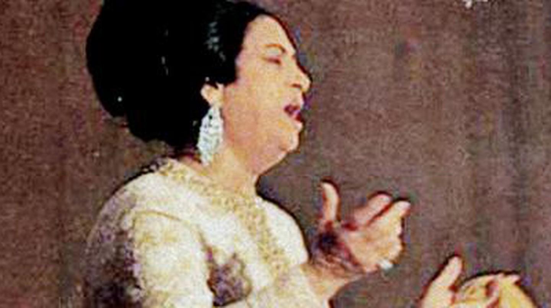 Umm Kulthum: The Voice Of Egypt