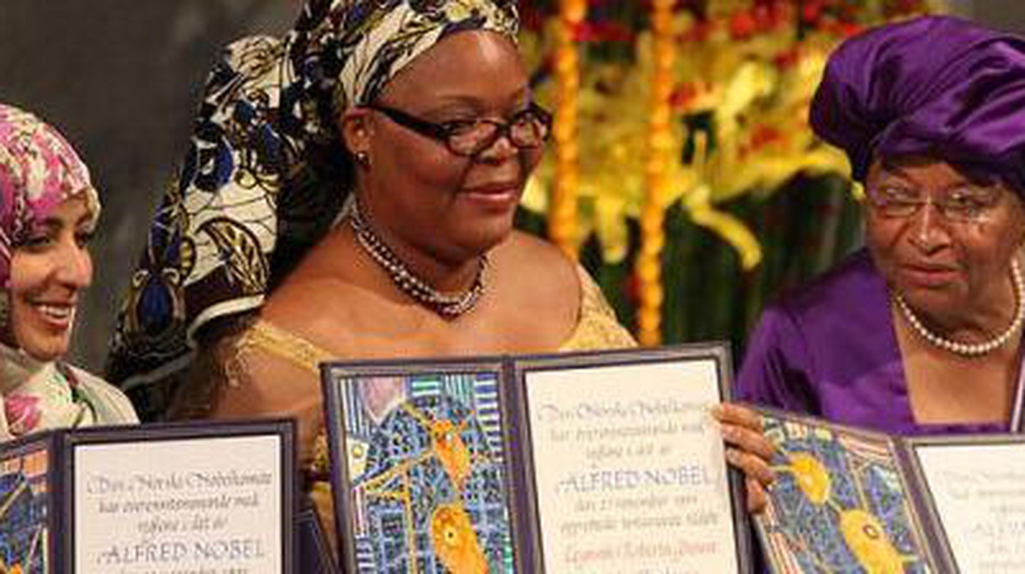 Women In Pursuit Of Peace: A Shared Nobel Prize