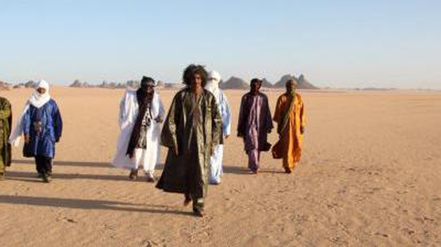Tinariwen: Voices of the Desert