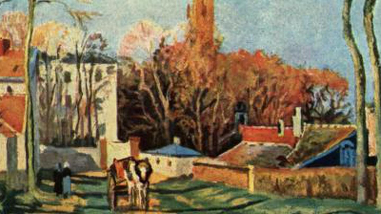 Camille Pissarro And Carribean Light