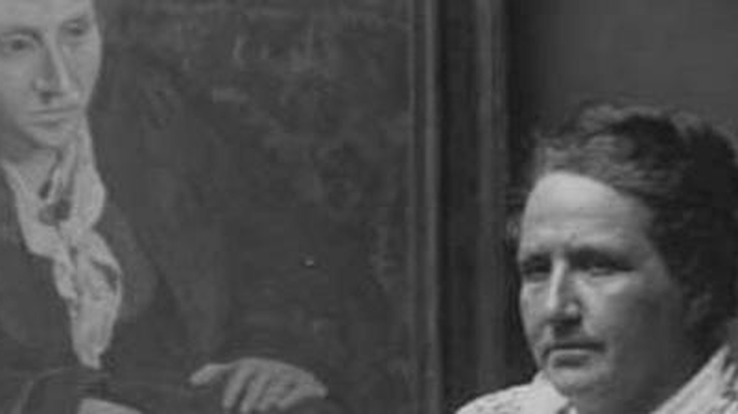 The Unlikely Friendship Of Gertrude Stein & Pablo Picasso