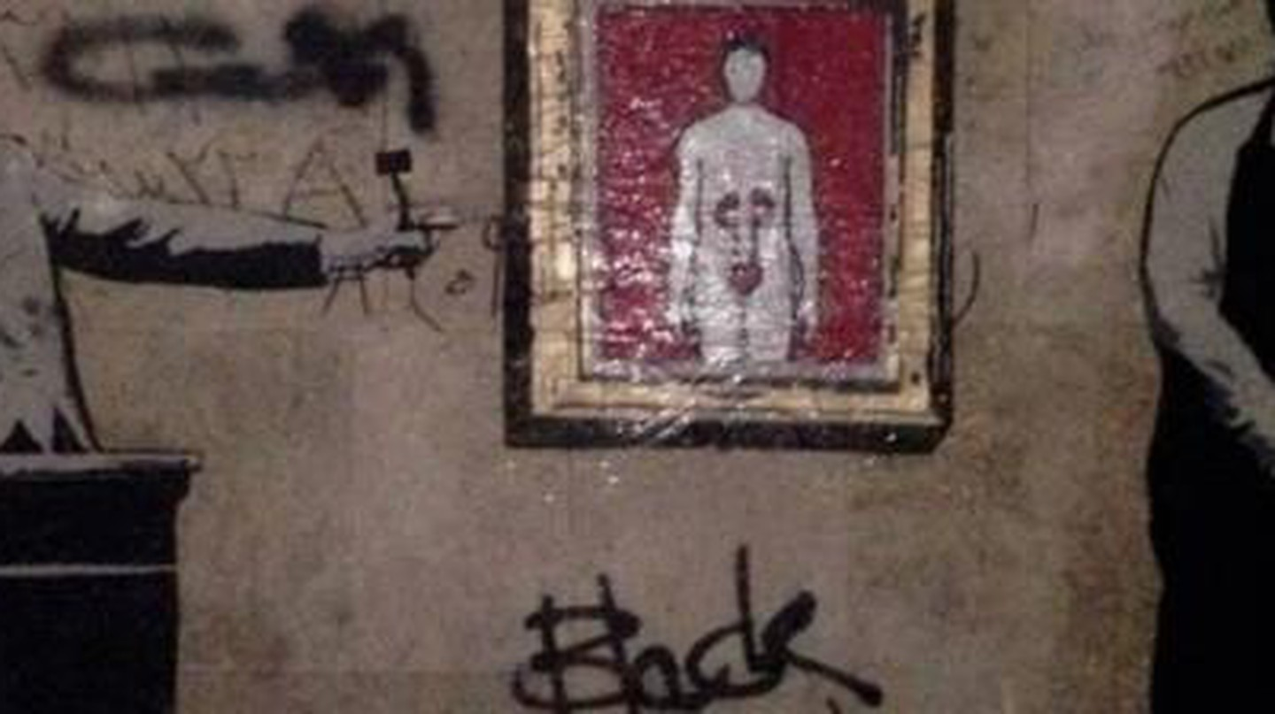 Who is Black Hand? Searching For The Iranian Banksy