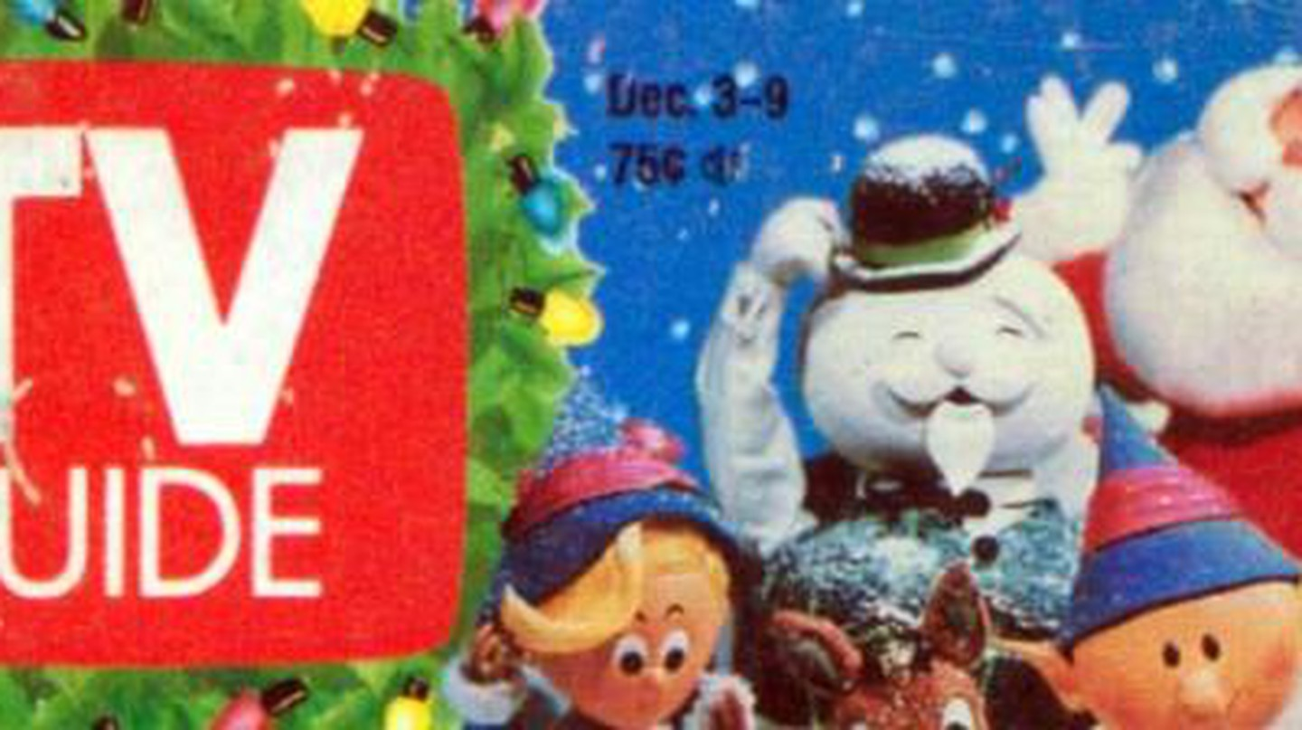 Christmas With Charlie Brown: Vintage Covers From TV Guide