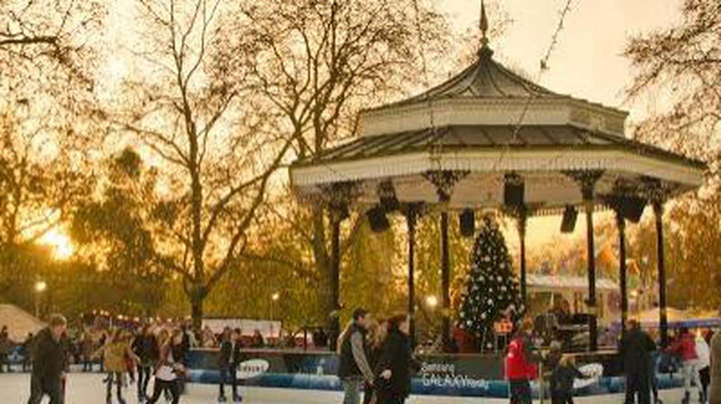 London's Top 10 Ice Skating Locations