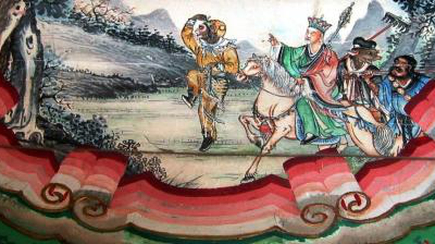 A Far-Too-Brief Overview of 4,000 Years of Chinese Lore