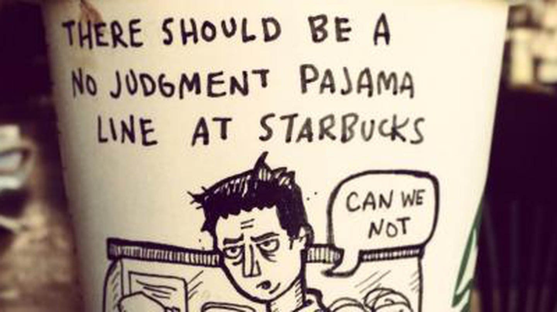 A Coffee Cup Project | Josh Hara's Smart Art