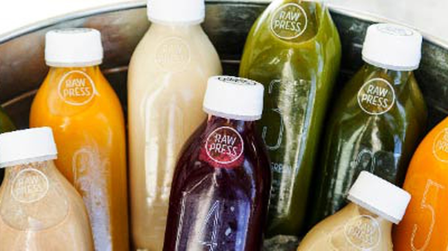 The Best Juice Bars To Try In London