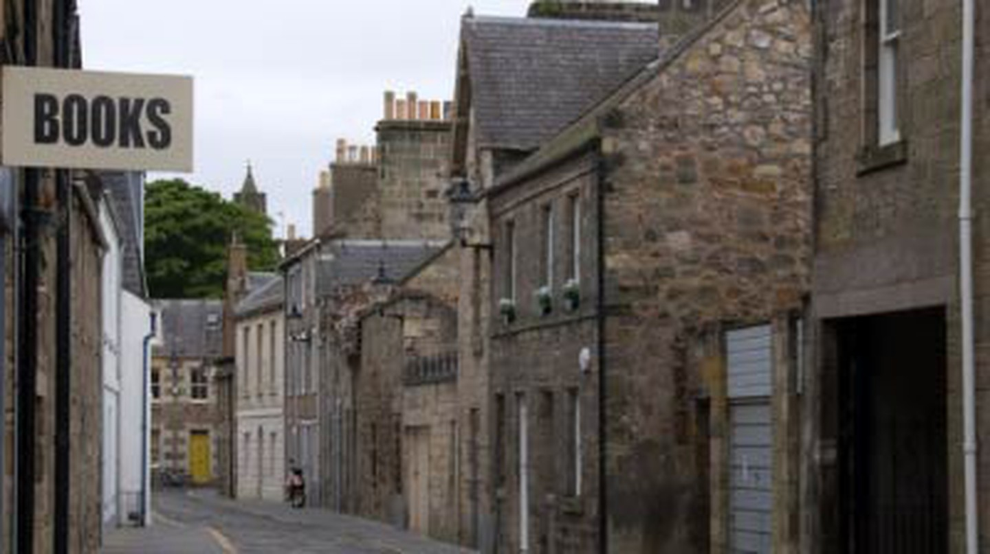The Best Bookstores in St. Andrews