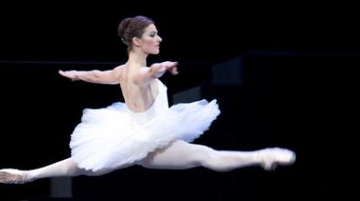 Elena Glurdjidze Says Goodbye To The English National Ballet