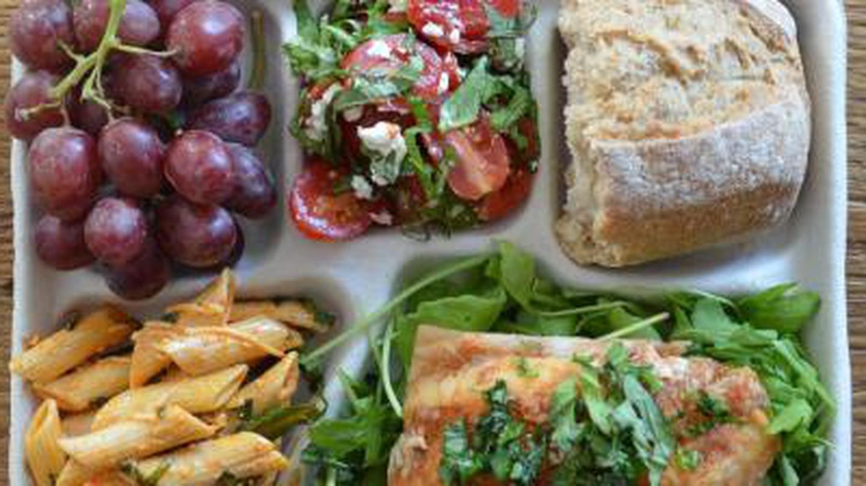 What Do Schoolchildren Around The World Eat For Lunch?