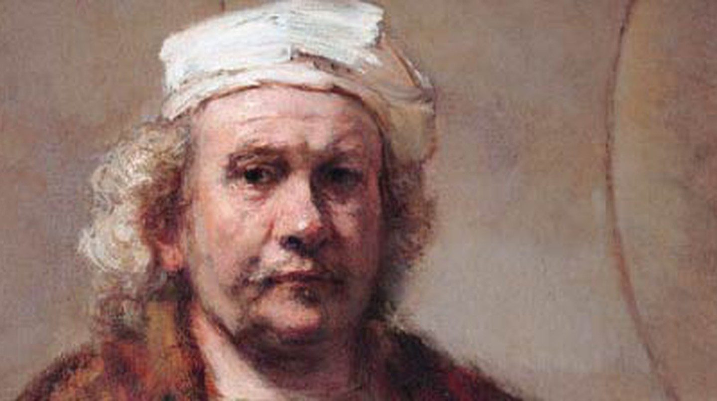 Rembrandt van Rijn, Self Portrait with Two Circles | © Wmpearl/Wikicommons