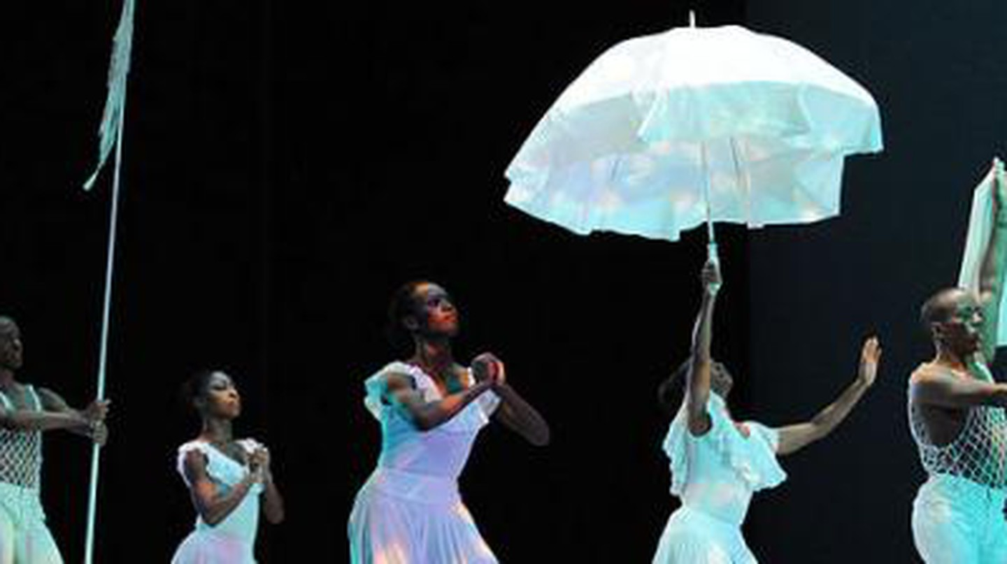 Alvin Ailey Expressed Equality Through Dance