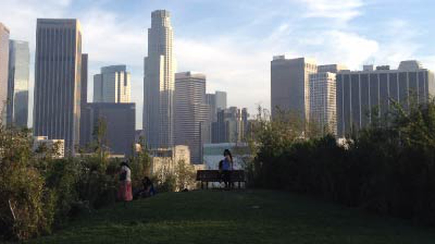 Amazing Places To View The Downtown Los Angeles Skyline