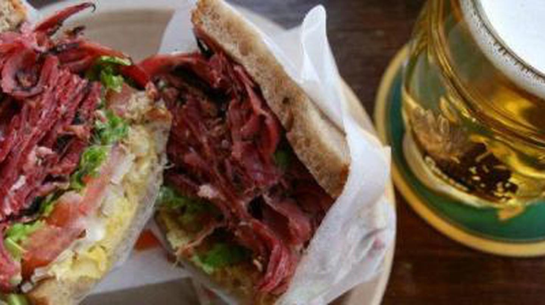 The Best Sandwich Joints In Tel Aviv, Israel