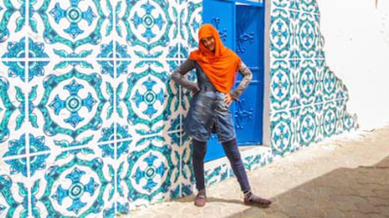 Street Artist Mehdi Ben Cheikh Takes His Visions To Djerba