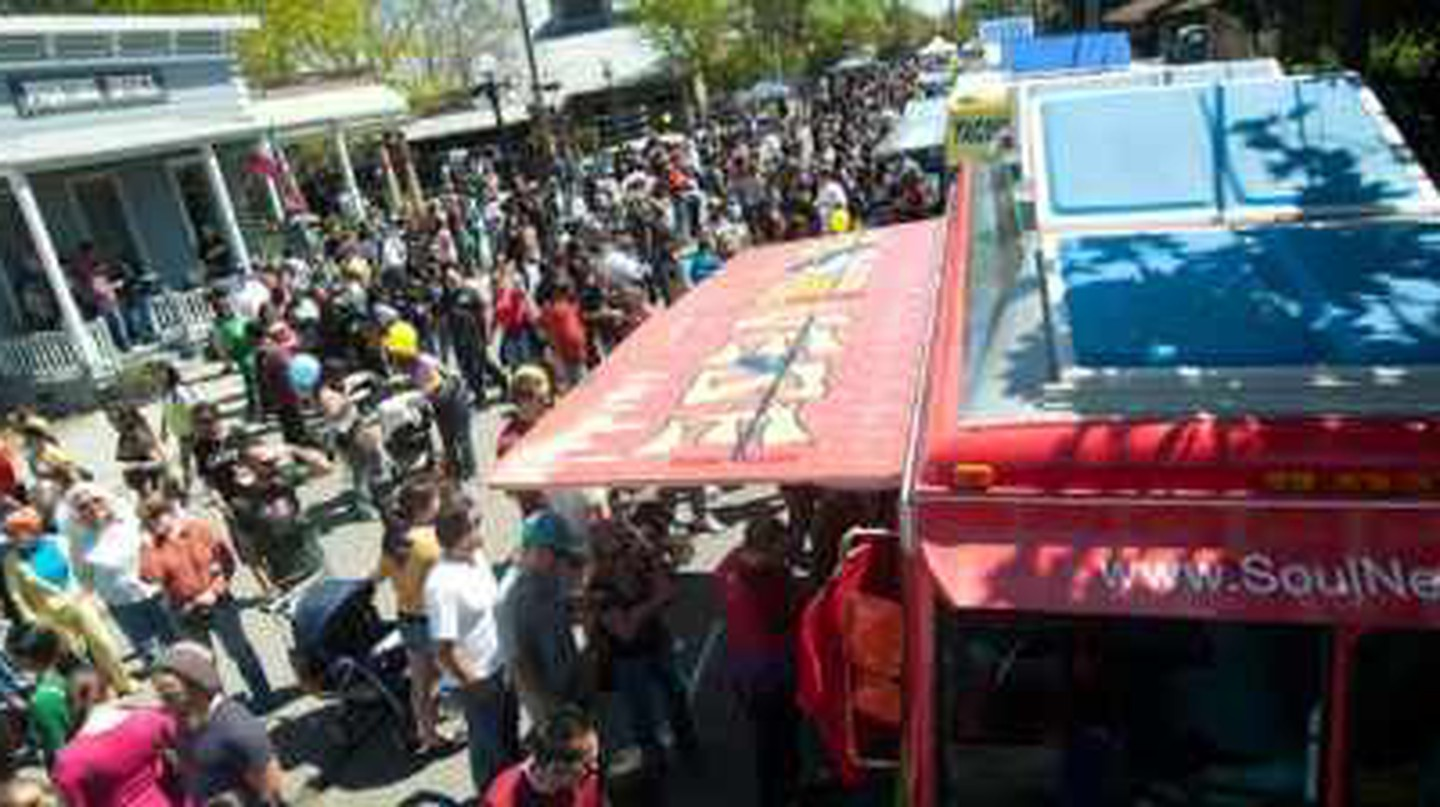 The Best Food Festivals In The Bay Area, San Francisco