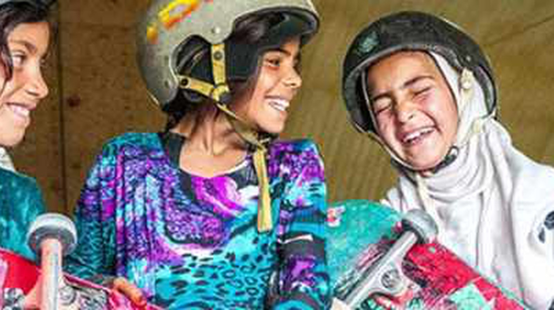 Meet The Skate Girls of Kabul In Photographs of Afghanistan's 'Skateistan'