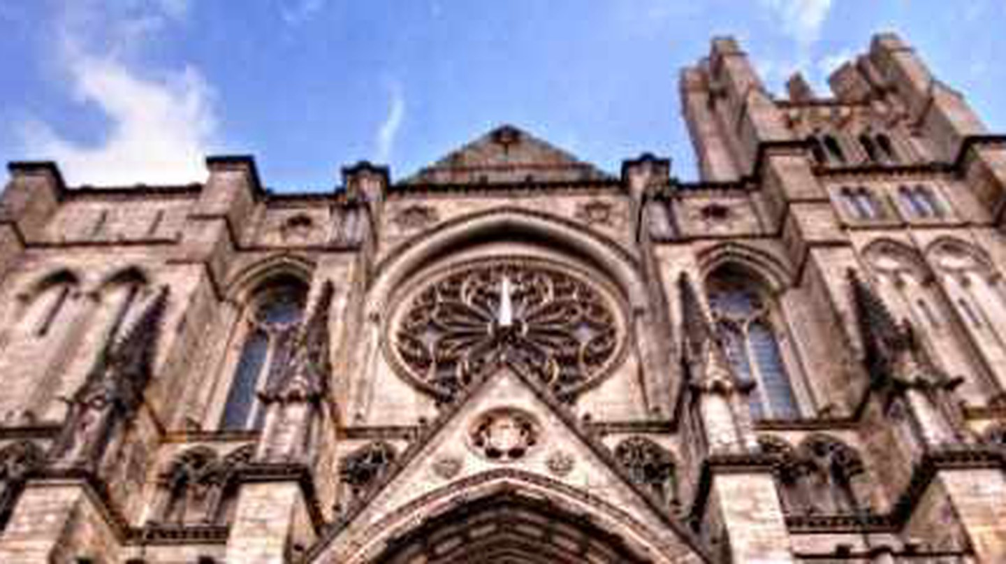 10 Religious Buildings In Manhattan That Shaped NYC Culture