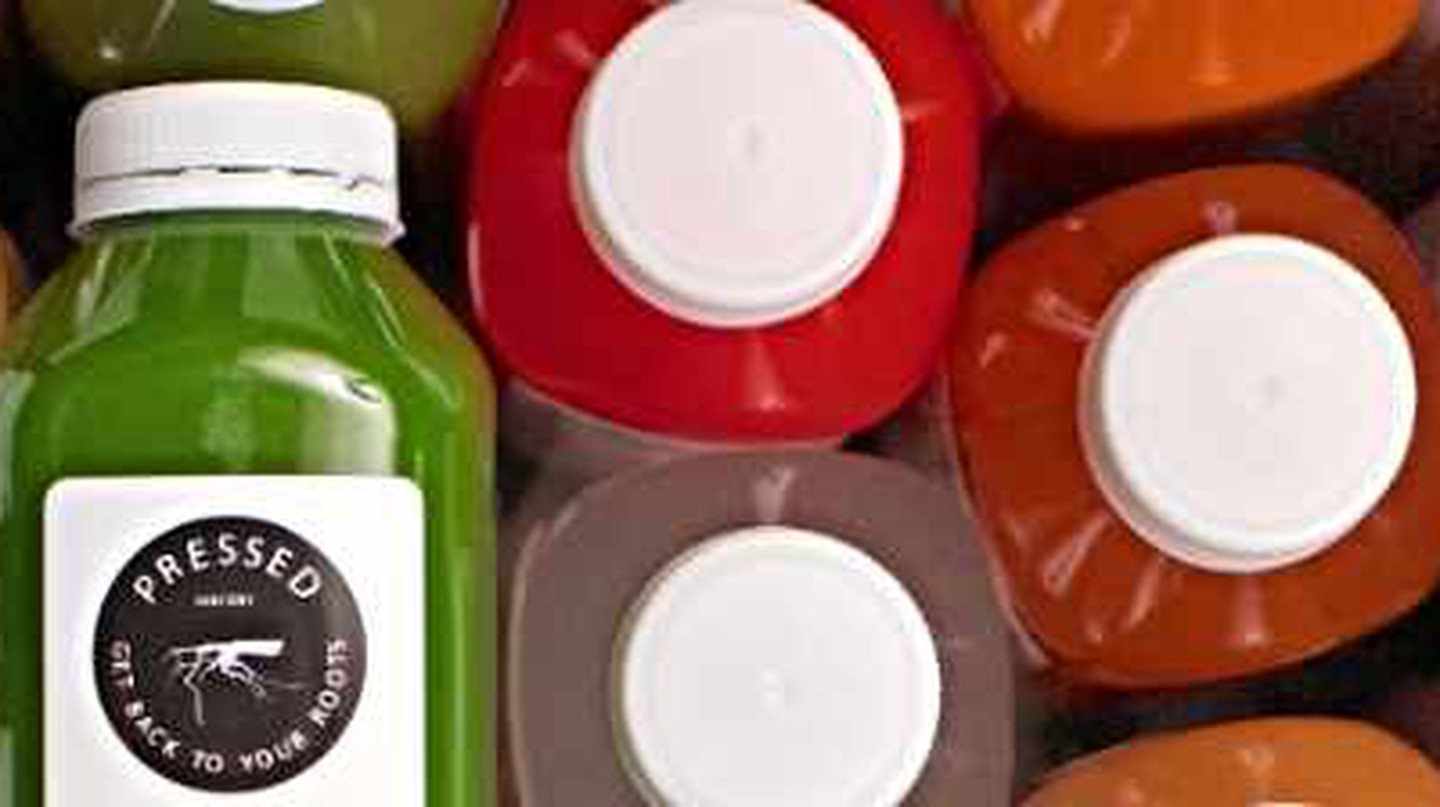 The Top Spots For Juice In Los Angeles
