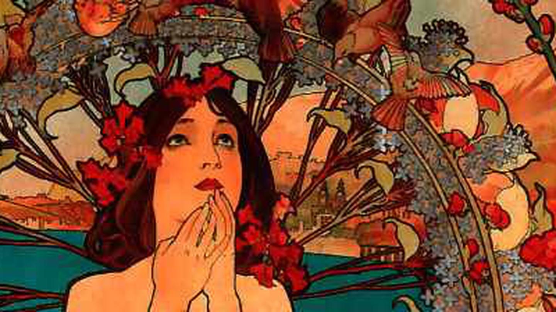 Alphonse Mucha's Iconic Fairytale Creations