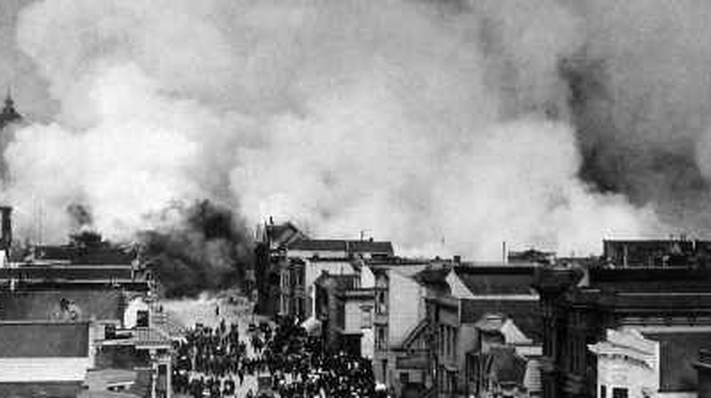 Fascinating Facts About San Francisco's 1906 Earthquake