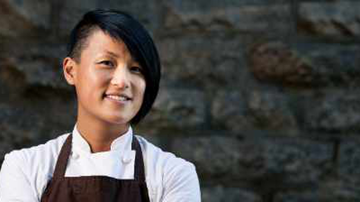 Meeting San Francisco Top Chef Marvellous Melissa King