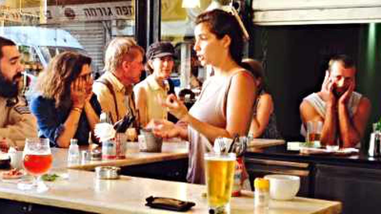 The Top Brunch Places In Shuk HaCarmel, Tel Aviv.