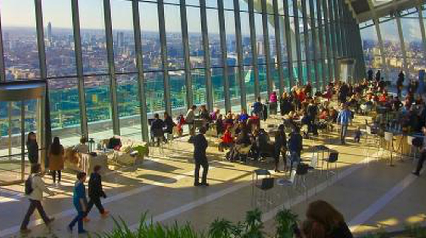 The 9 Most Stylish Rooftop Bars In London