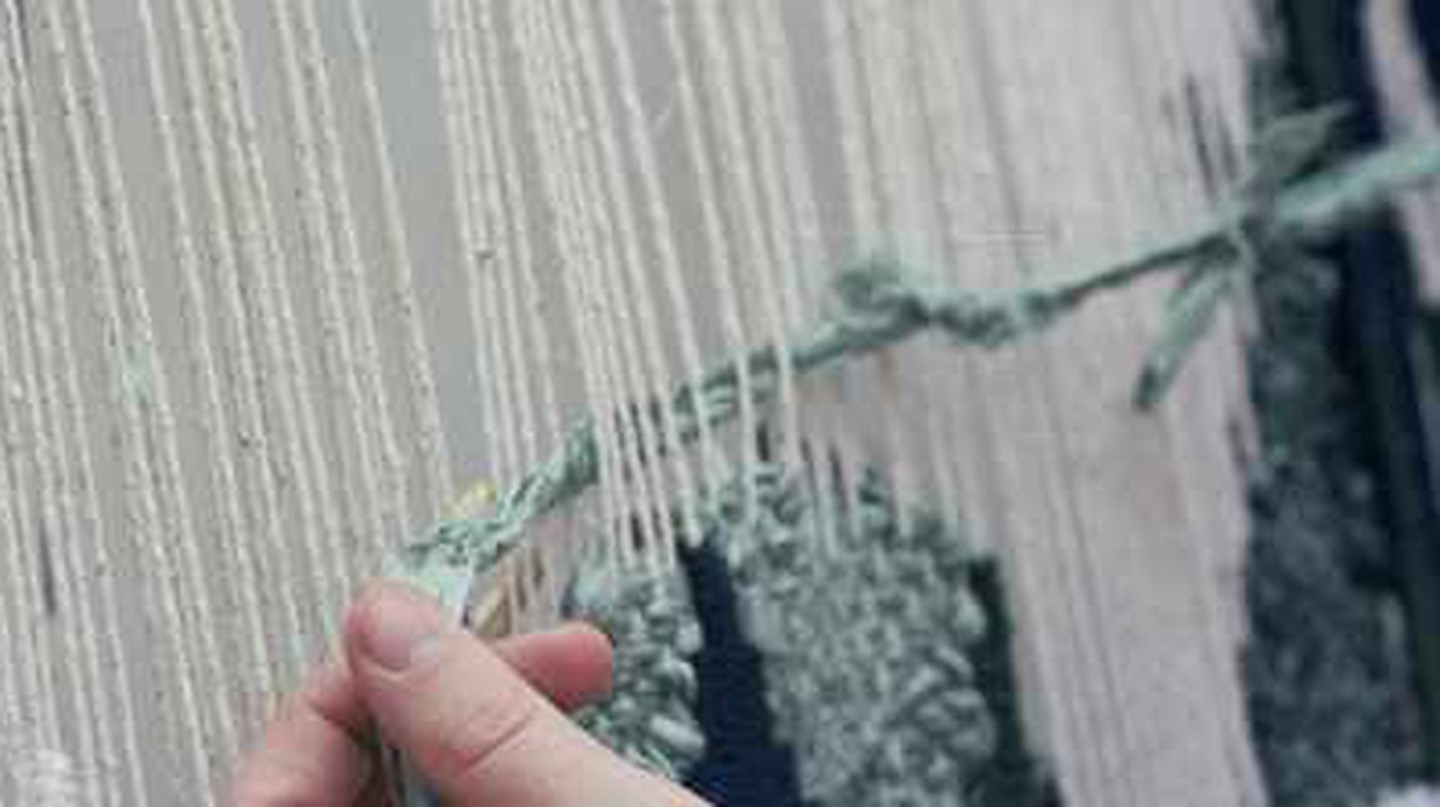A Woven City: Interview with Weaver Christabel Balfour