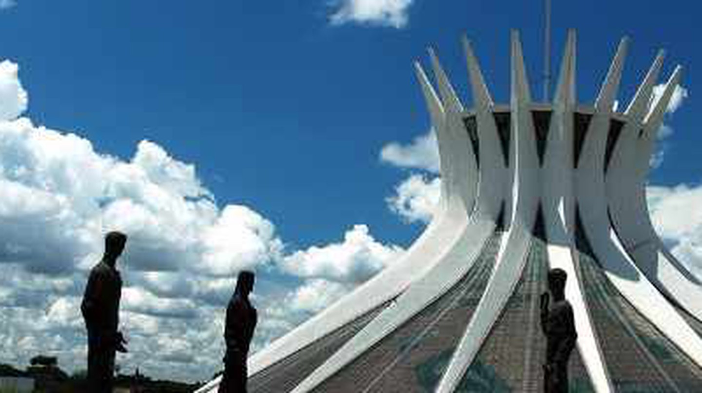 10 Of The Most Beautiful Buildings in Brasília