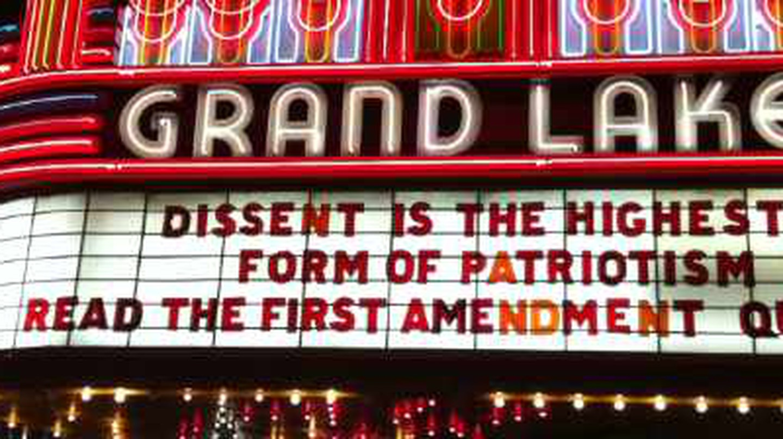 California's Historic Oakland: The Grand Lake Movie Theatre