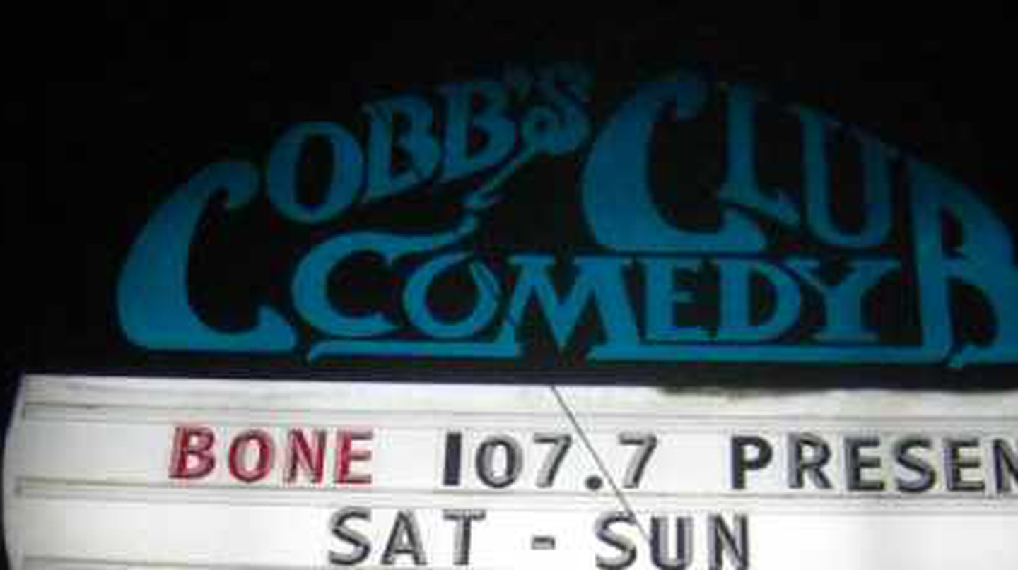 Laughing In San Francisco With Cobb's Comedy Club