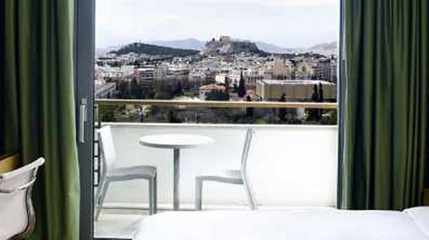 The Top Hotels in Athens, Greece