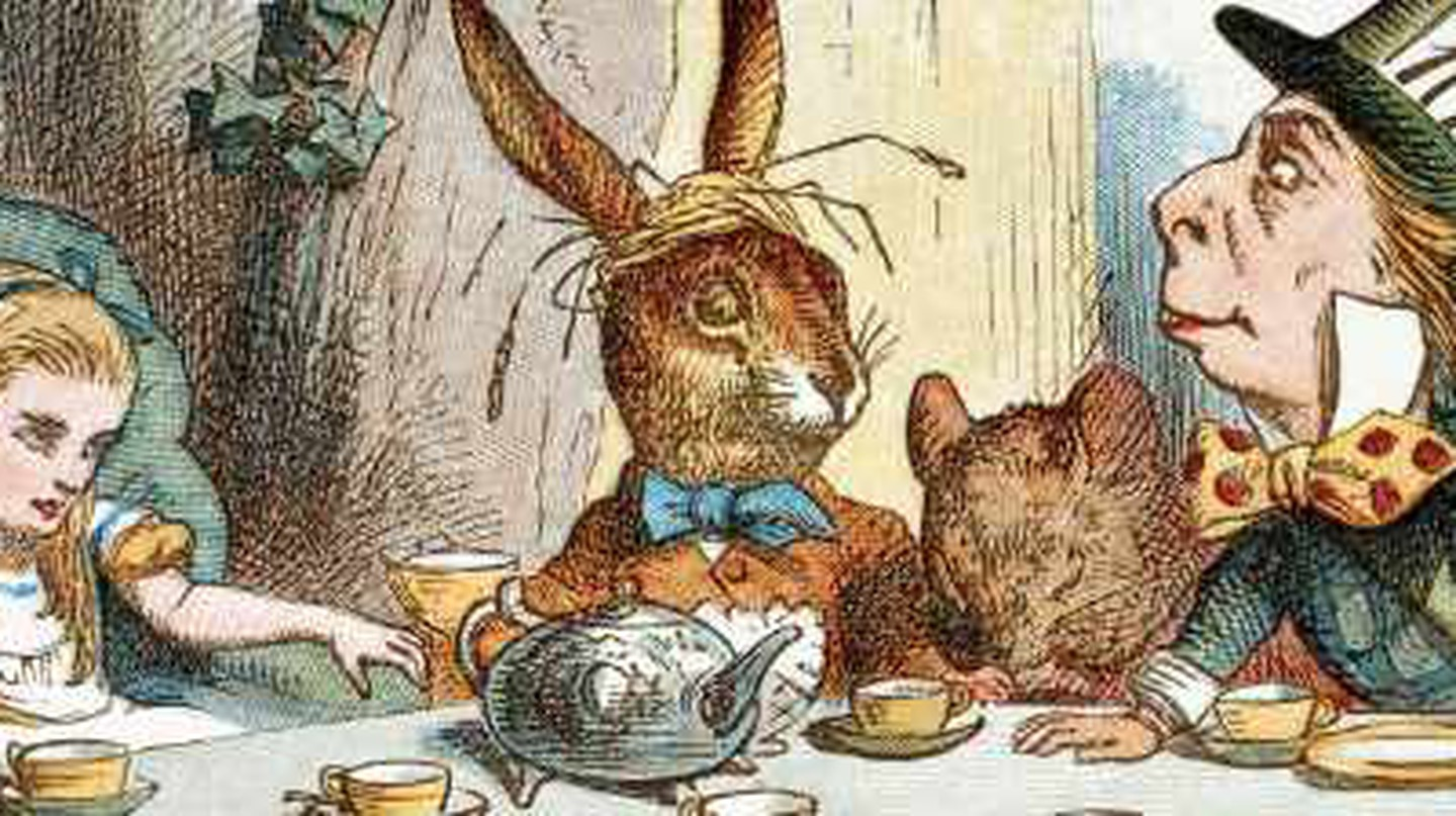 Alice in Wonderland : Lewis Carroll's Enduring Legacy