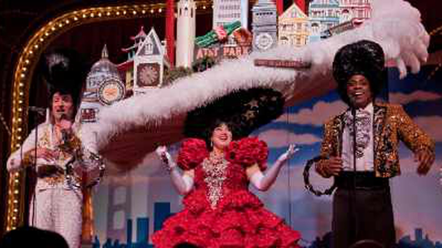 Beach Blanket Babylon | San Francisco's Sweetheart