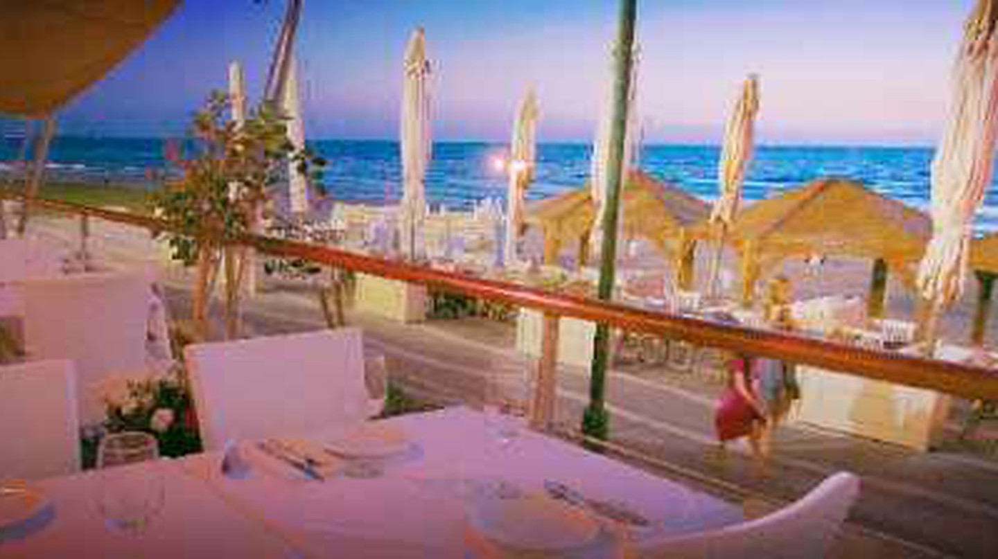 Great Restaurants with A Seaside View In Israel