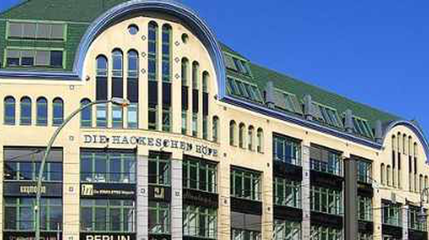5 Great Things To Do Around The Hackescher Markt In Berlin