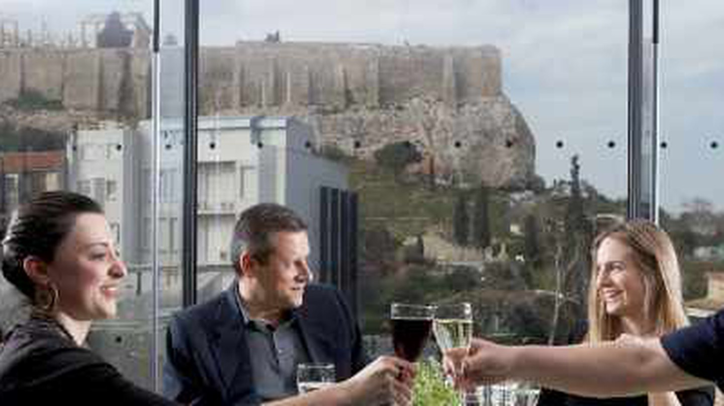 The Best Brunch Spots In Akropolis And Thissio, Athens