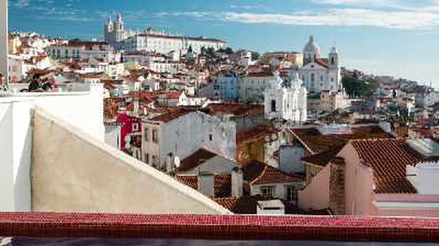 The Best Rooftop Bars in Lisbon