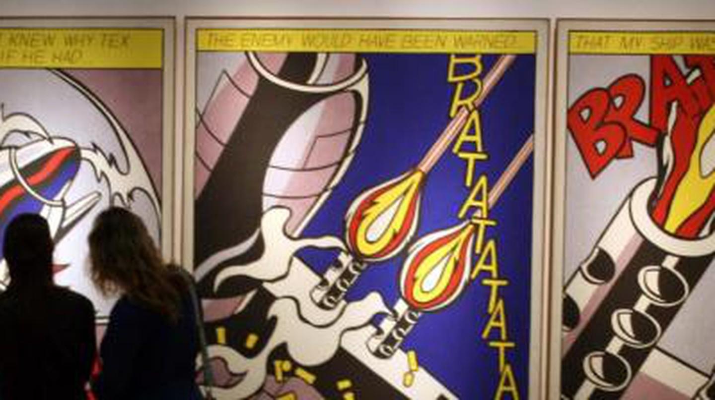 The 6 Best Places to See Roy Lichtenstein's Art