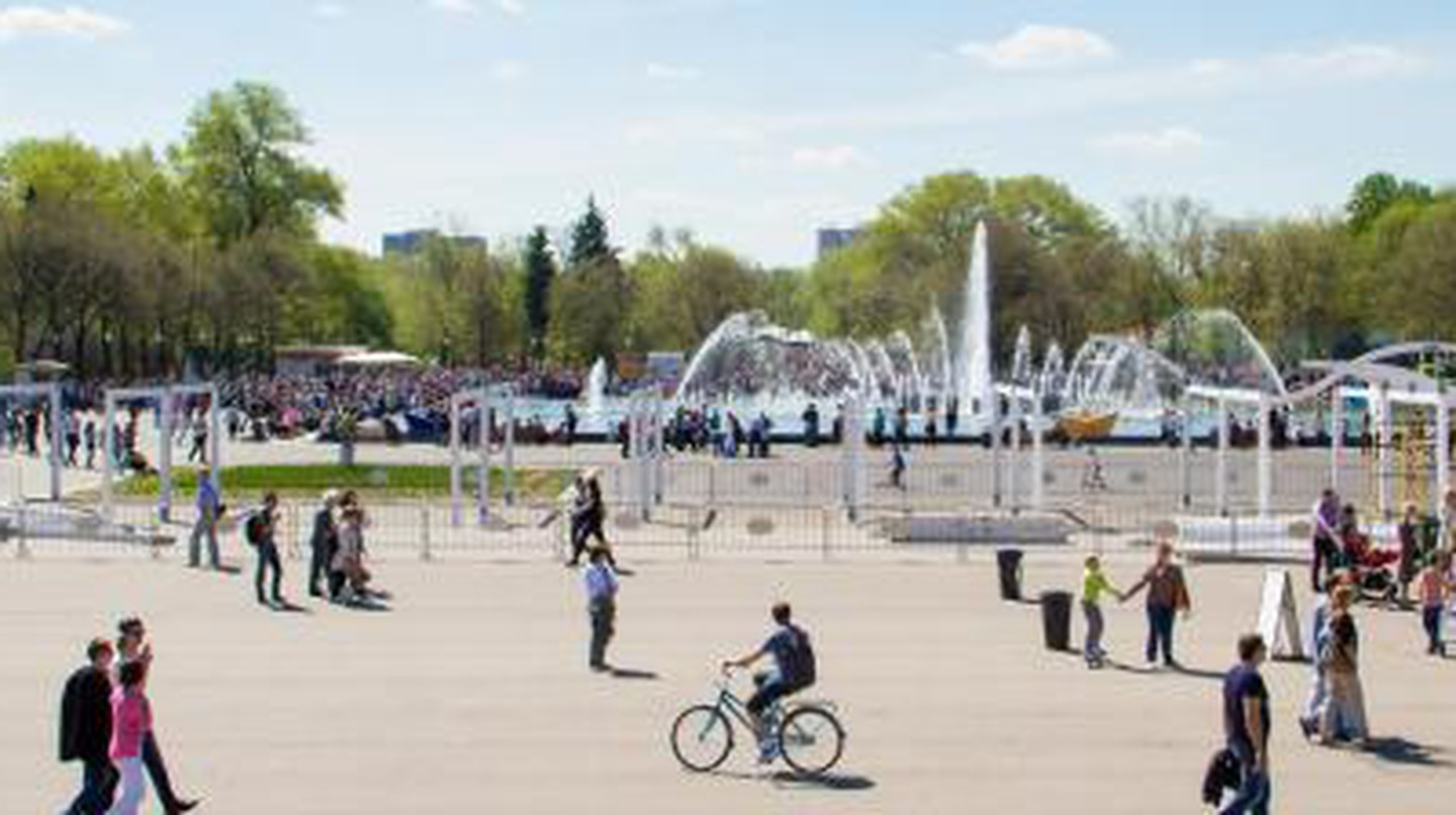 The Best Parks In Moscow, Russia