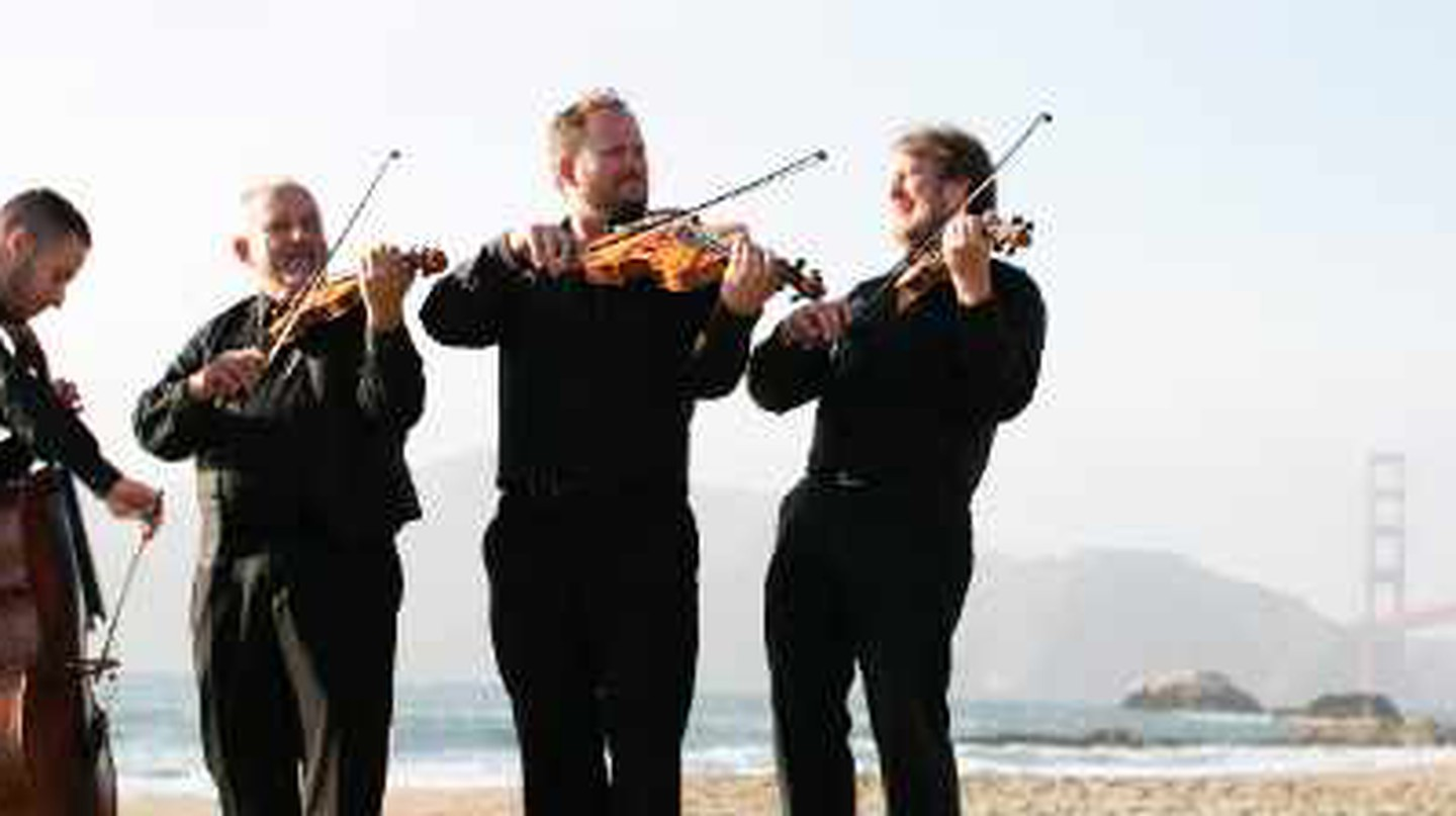 Top 10 Bay Area String Quartets You Should Follow